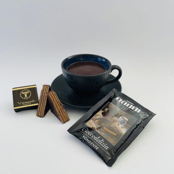 Trink Schokolade